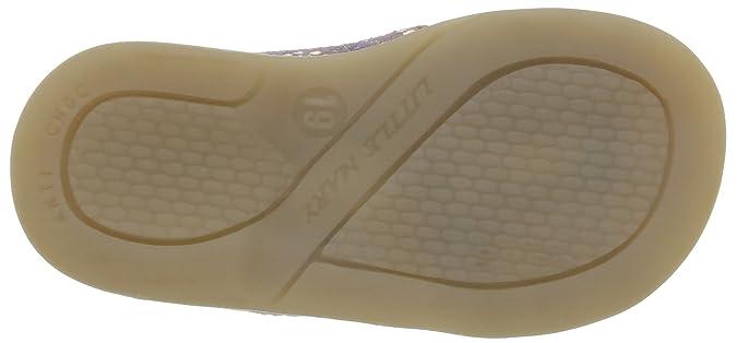 Little Mary Verveine, Chaussures Premiers Pas Bébé Fille, Rose (Miror Rosa), 23 EU
