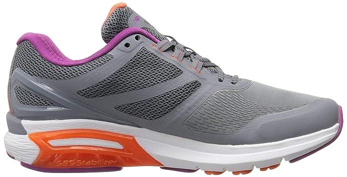 New BalanceWW1865V1 Walking Shoe-W - Ww1865v1 Zapatillas para Caminar-Mujer Mujer, Gris (Gris/Plateado), 7.5 M US: Amazon.es: Zapatos y complementos