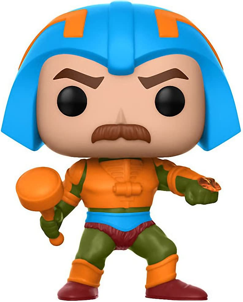 New Masters of The Universe Man At Arms Specialty Series Funko Pop