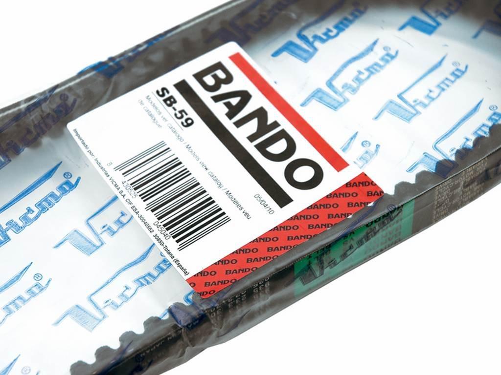Courroie Bando V/S pour Piaggio Hexagon LX, SKR 125 cc 2 temps SKR 125cc 2temps SB075