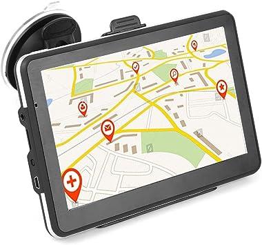 Keenso - Sistema de navegación GPS universal de 7 pulgadas para coche, camión, 256 MB, 8 GB,