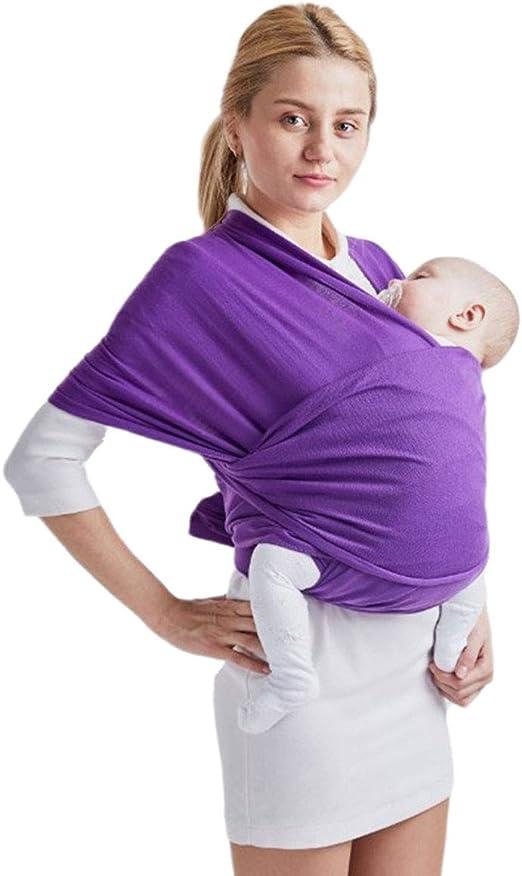 LOVEQIZI Arnés ergonómico para bebé - Envolturas para bebés ...