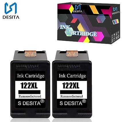 Cartucho de tinta para HP 122 ch561hl trabajo negro para HP ...