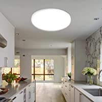 Minimalist Ultra Thin Ceiling Lamp - Indoor Round LED Light Home Lighting Kitchen Living Room