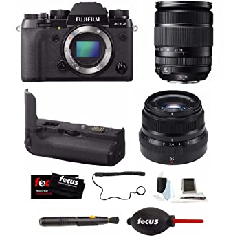 Review Fujifilm X-T2 Camera (Body)