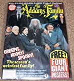 Fangoria Presents #3 The Addams Family magazine