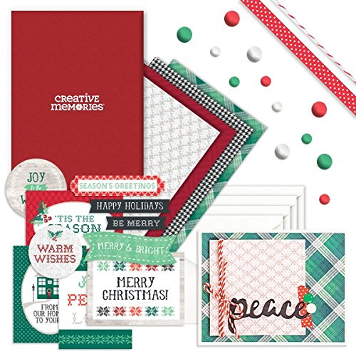 Merry & Bright Card Kit by Creative Memories