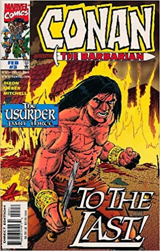 Conan The Barbarian Comic Pdf