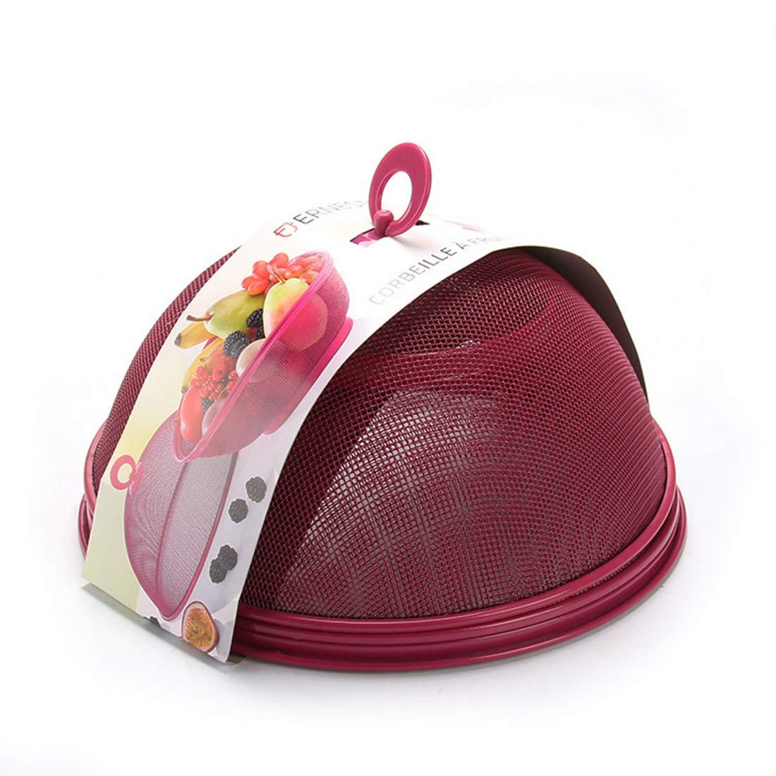 JPAKIOS キッチンガジェットフルーツバスケットは、果物のプレートを洗浄し、バスケットを排水を設定します。 (色 : 2 Colors)  2 Colors B07R6DBF7J