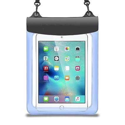 innovative design ac831 9bbd2 Amazon.com: Universal 9.7-11 inch Tablet Waterproof Case Dry Bag ...