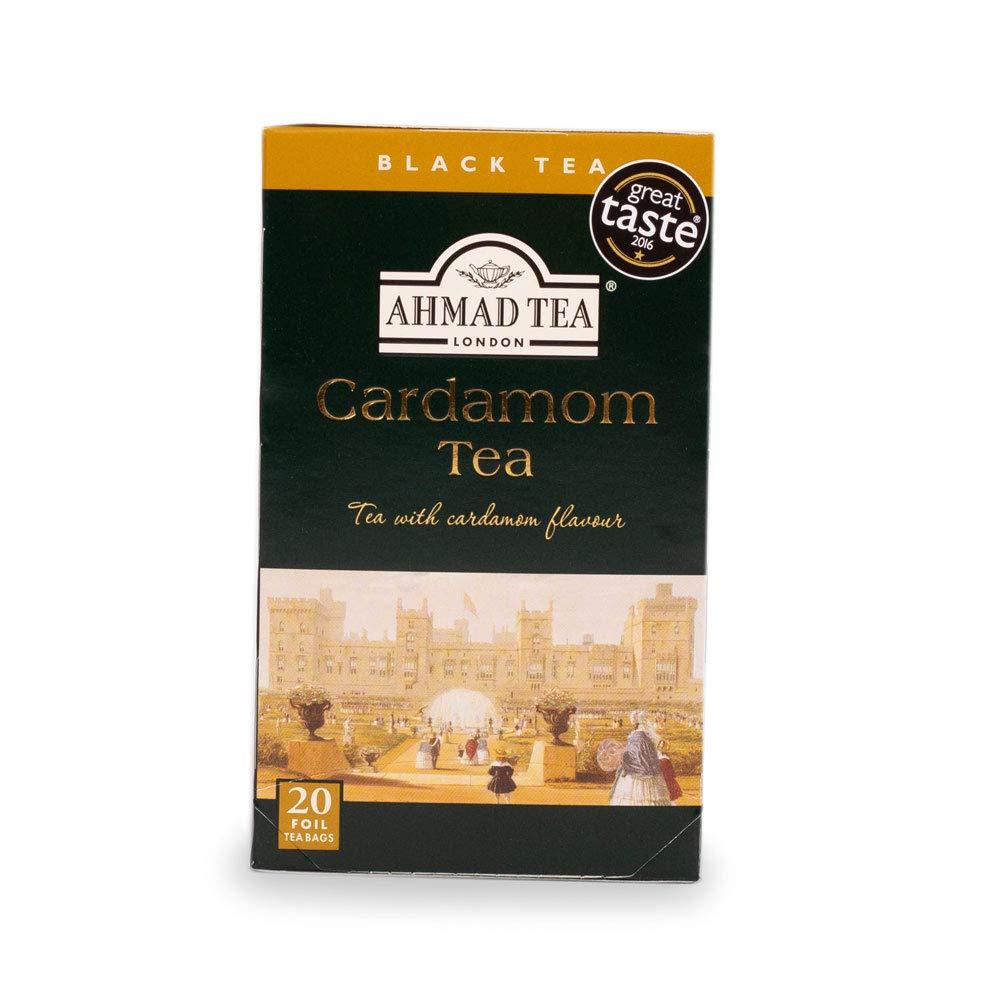 Ahmad Tea Cardamom Tea - 20 Teabags