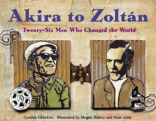 Akira to Zoltan: Twenty-six Men Who Changed the - Models Men Pictures