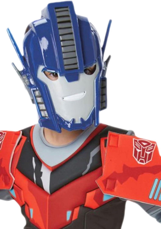 karnevals Bud – joven Optimus Prime Transformers Carnaval Disfraz ...