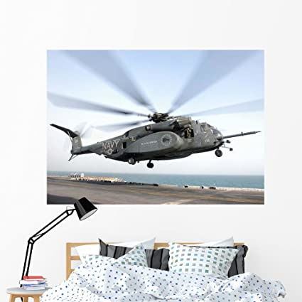 Amazoncom Ch 53 Sea Stallion Helicopter Wall Mural By