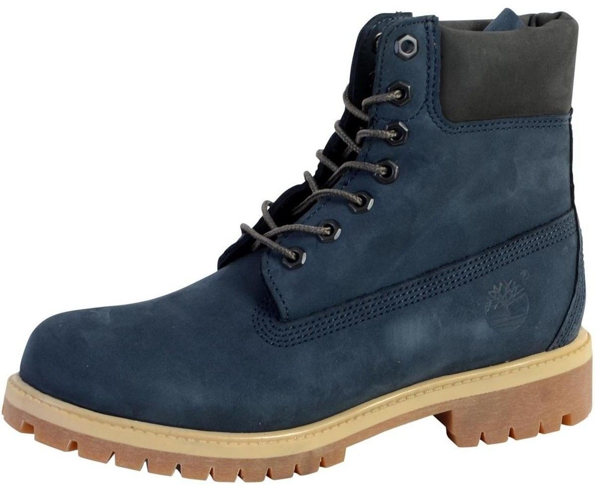 Timberland Classic 6 Inch Premium Outerspace Mens Leather Boots-11