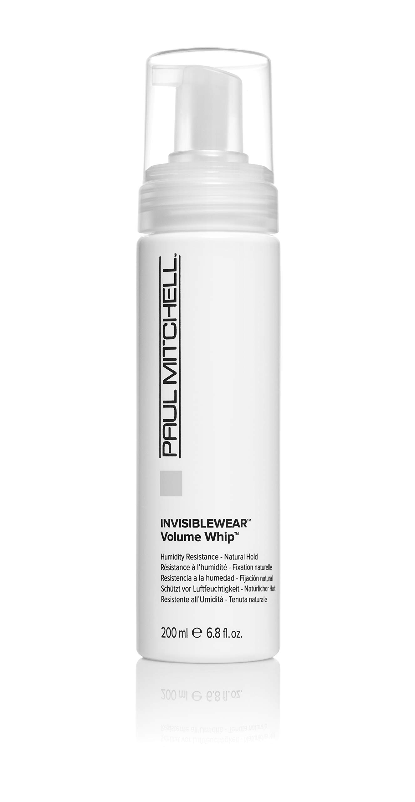 Paul Mitchell INVISIBLEWEAR Volume Whip Styling Mousse,6.8 Fl Oz by Paul Mitchell