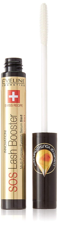 17c6ac4382b SOS Lash Booster Multi-Purpose Eyelash Serum 5in1 10ml: Amazon.co.uk: Beauty