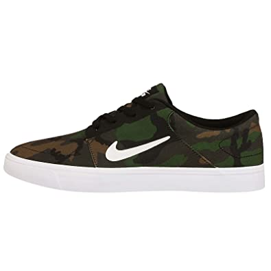 c081bc2c8db9 Nike SB Portmore Canvas Mens Trainers 723874 Sneakers Shoes (UK 6.5 US 7.5  EU 40.5