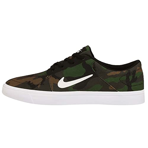 buy online b5ef7 fd194 Nike SB Portmore Canvas Mens Trainers 723874 Sneakers Shoes (UK 6.5 US 7.5  EU 40.5