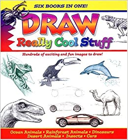 drawing books for children set of 3 you can draw pets farm animals sea creatures wild animals cartoon characters cars insects people at work draw really cool stuff ocean animals rainforest animals dinosaurs desert animals insects cars drawing in 3d with mark kistler
