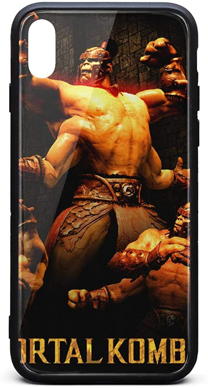 Amazon Com Goro Mortal Kombat Phone Case For Iphone Xs Max Tpu