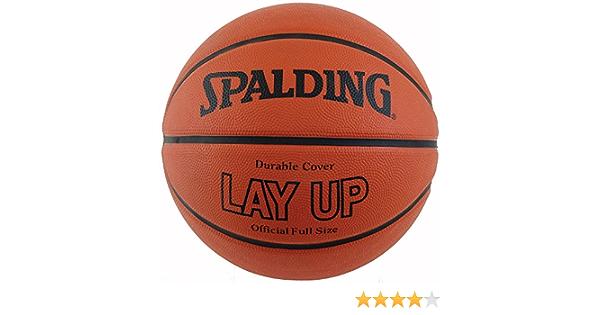 Spalding Layup Bal/ón de Baloncesto