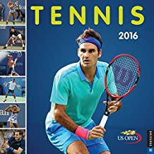 Tennis 2016 Wall Calendar: The Official US Open Calendar