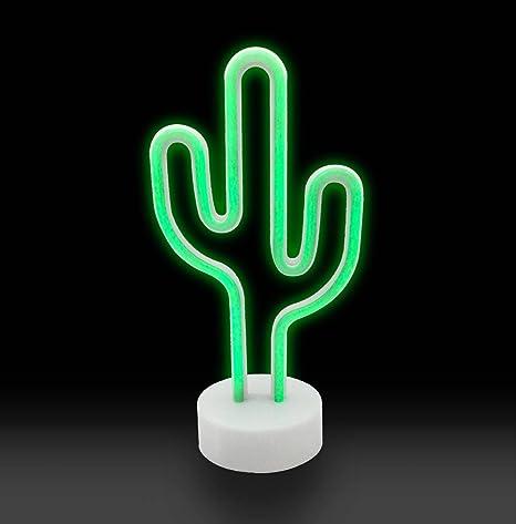 yeaheo neon signscactus decor neon decor neon lightsfor bedroom garden birthday party - Neon Signs For Bedroom