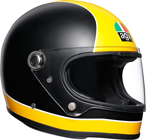 AGV casco integral cafe racer
