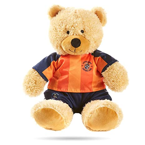Luton Town Kit Teddy Bear Amazoncouk Sports Outdoors