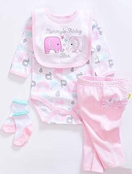 LLX Moda Ropa De Bebé Recién Nacido Reborn Baby Girl Doll Ropa para 20-22 Pulgadas 50-55 Cm Doll Gifts,O