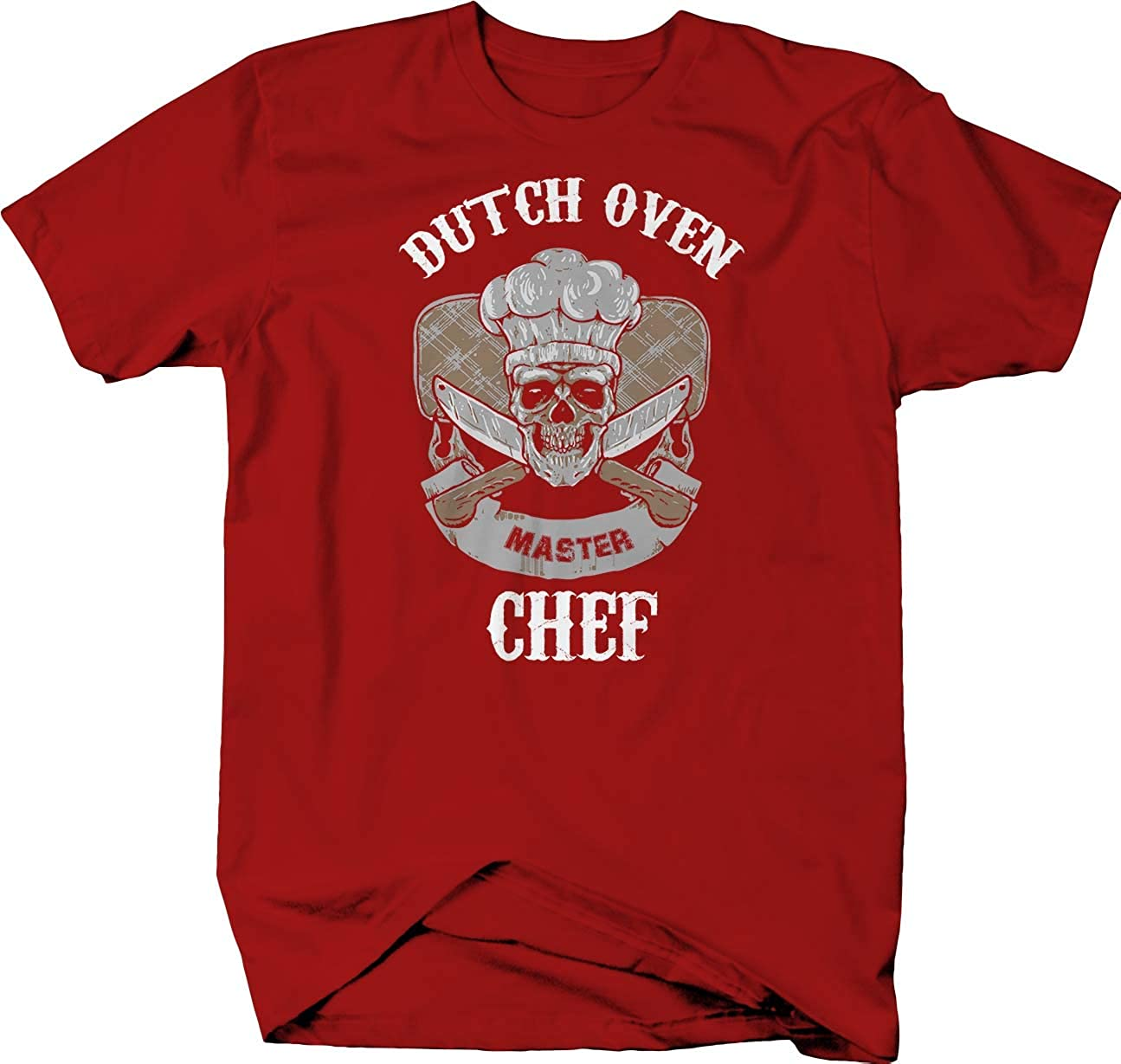 Dutch Oven Master Chef T-Shirt