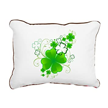 Amazon.com: CafePress – Clovers y remolinos – 12