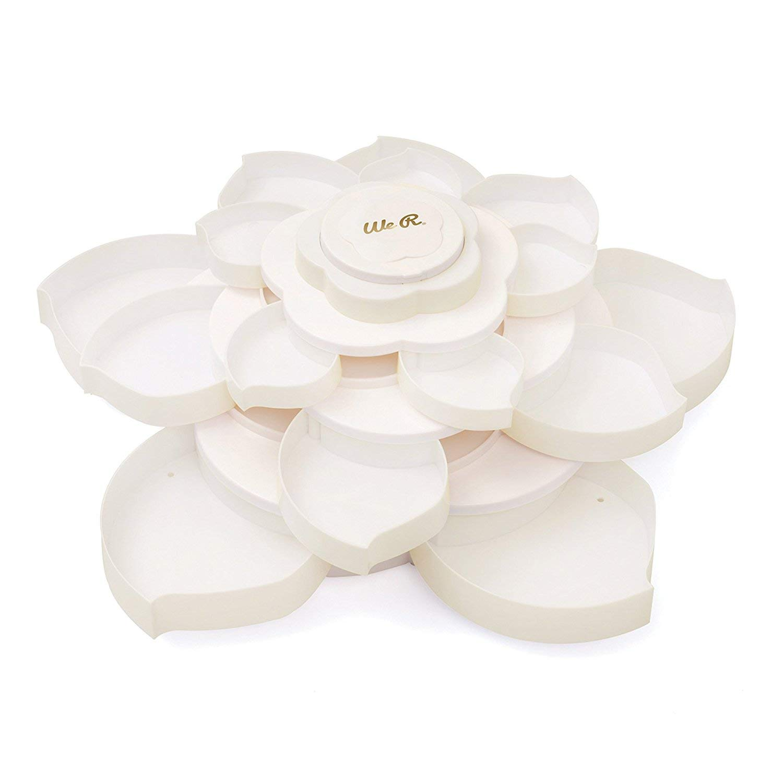 660492 Embellishment Storage, White