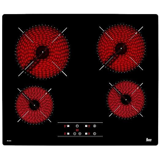 Placa de vitrocerámica TB 6415 40239042 de Teka - 4,60 cm/Sensor Control