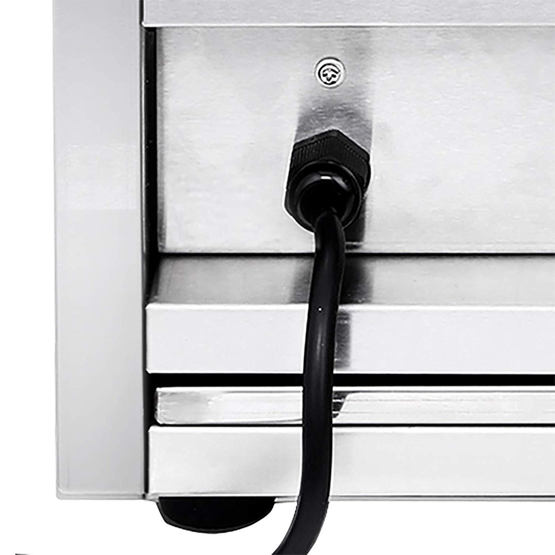 Amazon.com: turcobazaar 110 V 220 V 3 quemadores de gas ...