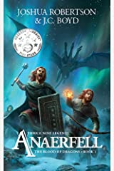Anaerfell (The Blood of Dragons Book 1) Kindle Edition