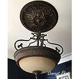 Ekena Millwork CM28BEUWF Benson Classic Ceiling