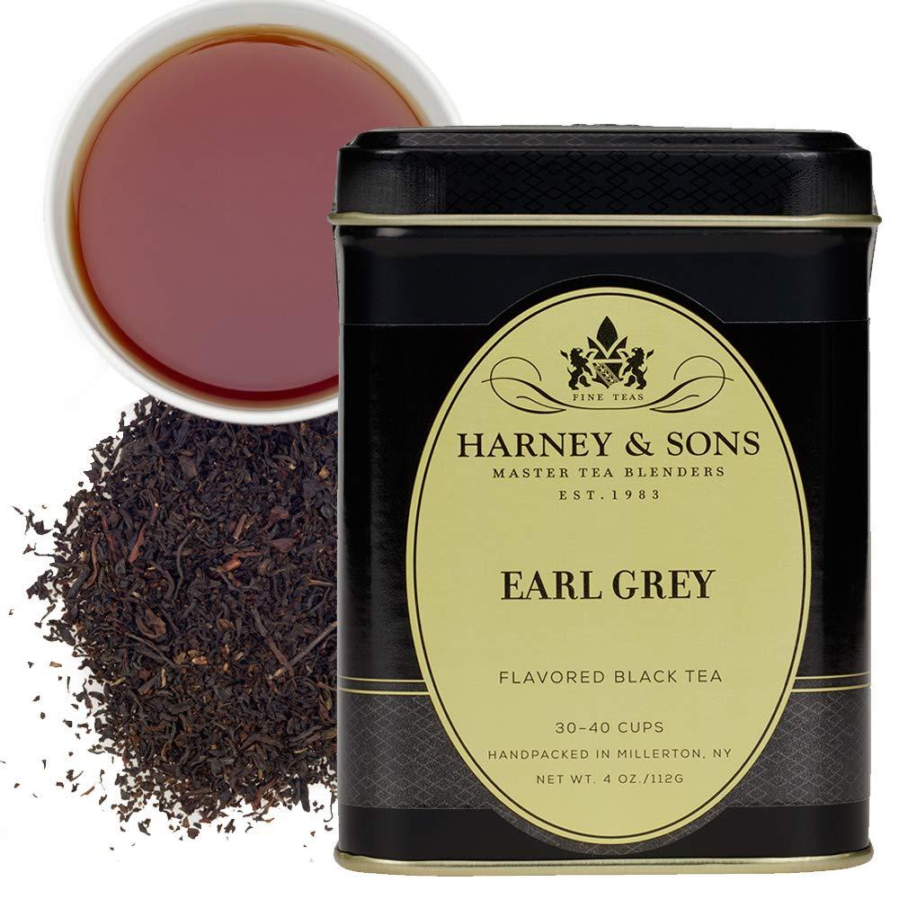 Mua Harney & Sons Black Earl Grey Loose Leaf Tea, 4 Ounce trên Amazon Mỹ  chính hãng 2021   Fado