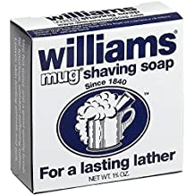 Williams Mug Shaving Soap Regular 1.75 oz (Pack of 11)