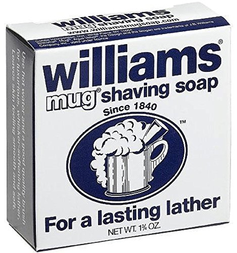 Williams Mug Shaving Soap Regular 1.75 oz (Pack of 4)