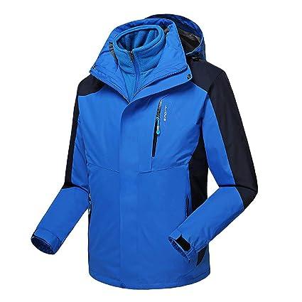 7fe0248cd3 Unisex Hoodies Mens Mountain Ski Jacket with Waterproof Windproof Rainproof Outdoor  Warm Snowboard For Men Traveling