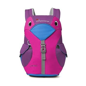 Mardingtop ligera Mochila Infantil Escolar Impermeable Ergonómico Animal para Niños niñas bebés: Amazon.es: Equipaje