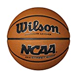 Wilson NCAA Street Shot Basketball (Official/29.5-Inch)