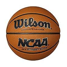 "Wilson NCAA Street Shot Basketball, Youth - 27.5"""