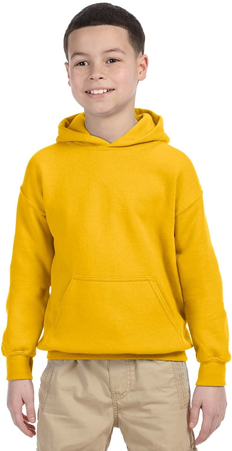 Teely Shop Little Boys Bumps First Easter G185B Gildan Youth Pullover Hoodie