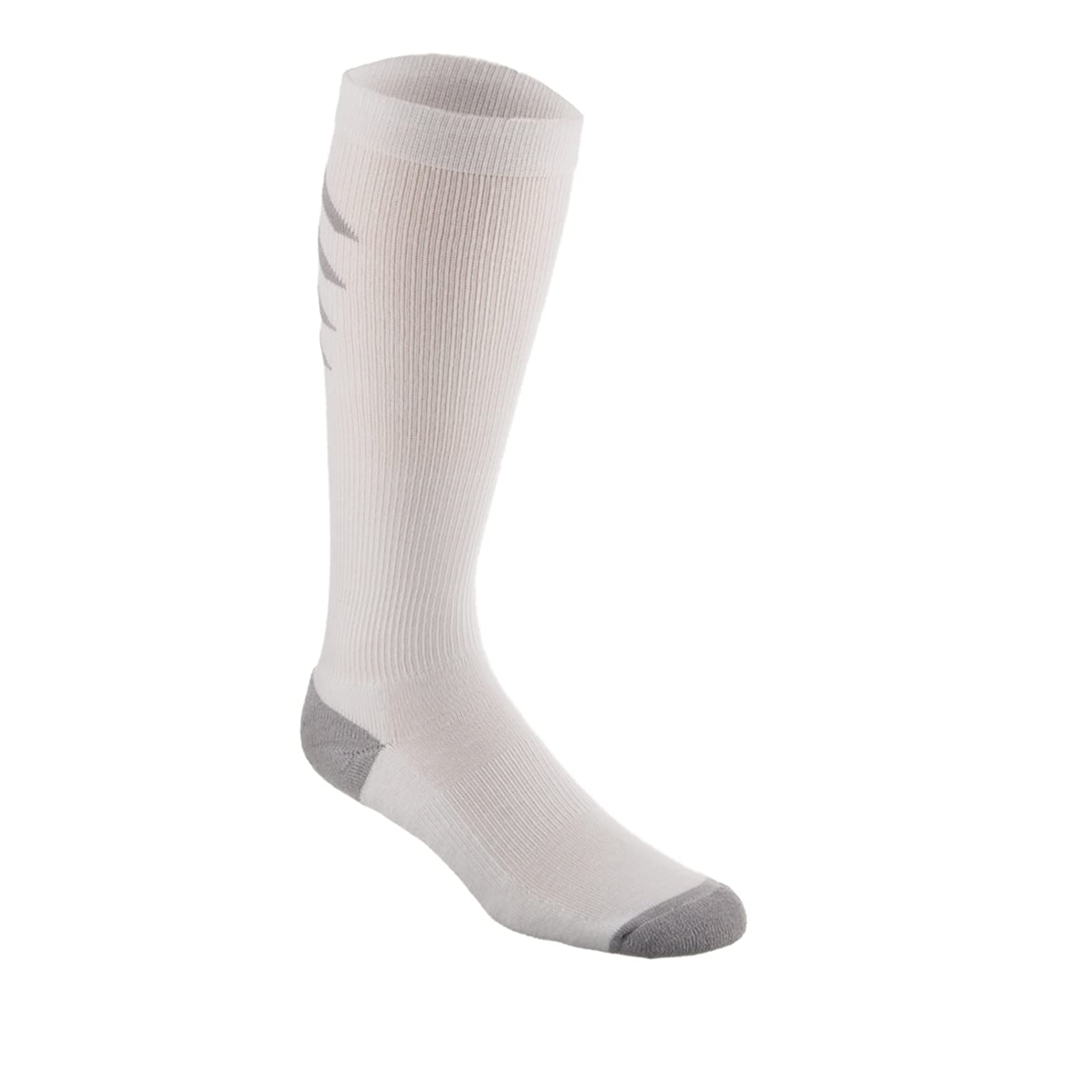 Amazon.com: Mens and Womens 15-20mmHg Athletic Recovery Sock Size: Womens Size D, Color: Black 99: Health & Personal Care