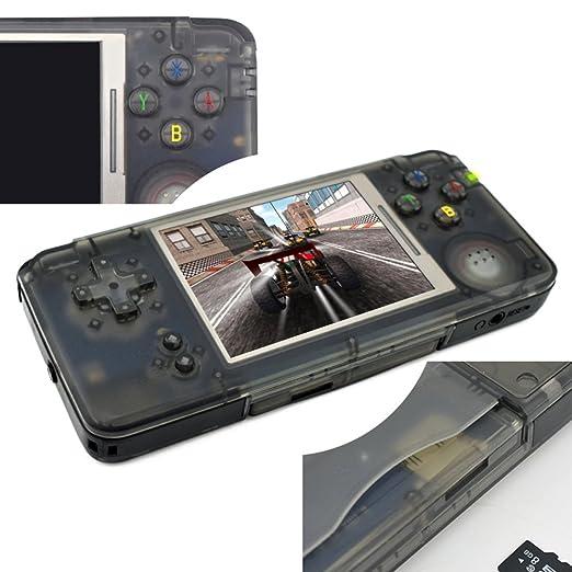 Goolsky RS-97 Consola portátil de Juegos Consola de Juegos ...