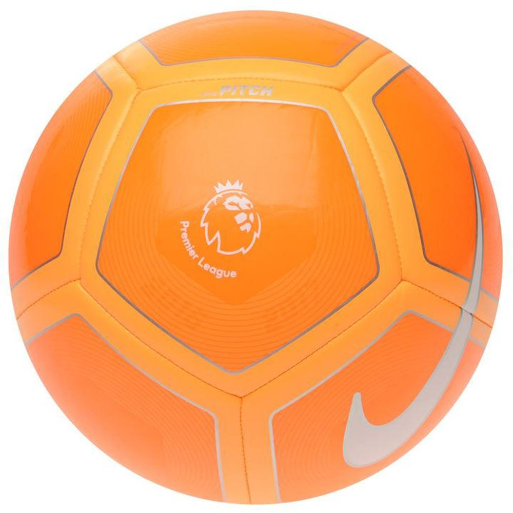 Nike English Premier League EPL fútbol balón (Naranja/limón ...