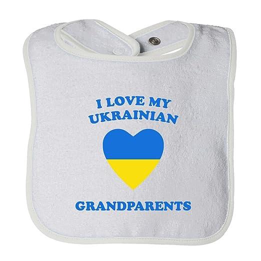 Amazon.com: I Love My Ukrainian Grandparents Cute Rascals ...